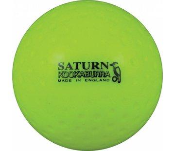 Kookaburra Dimple Saturn Lime Hockeybal