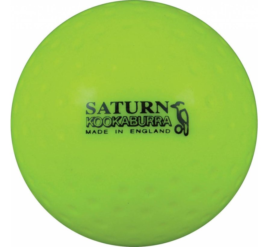 Dimple Saturn Lime Hockeybal