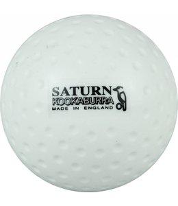Kookaburra Dimple Saturn Weiss Hockeyball