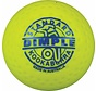 Dimple Standard Gelb Hockeyball