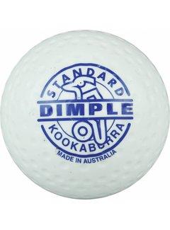 Kookaburra Dimple Standard White Hockeyball