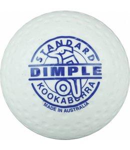 Kookaburra Dimple Standard Wit Hockeybal