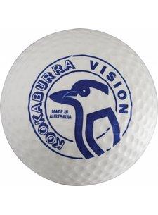 Kookaburra Dimple Vision White Hockeyball