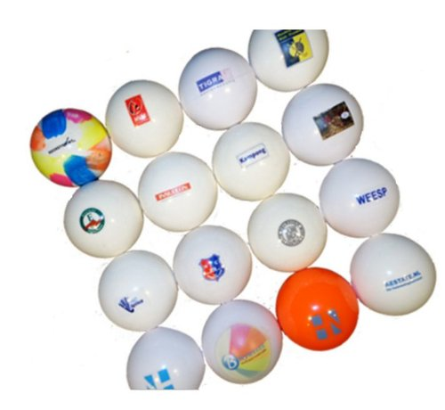 Hockeypoint 500 Feldhockeybälle mit Sponsor- oder Clublogo ab Werk