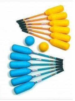 Knotshockey set ( 12 delig )