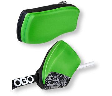 Obo Robo Hi-Rebound Handprotector Groen/Zwart Set