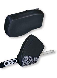 Obo ROBO Hi-Rebound Handprotector Black Set