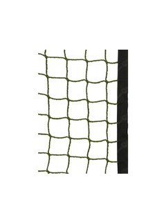 Obo Goalnet Polythene with finishing band set of 2