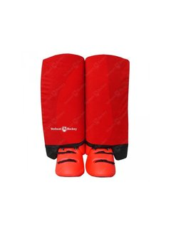 Hockeypoint VH Indoor Legguard hoes red M/L