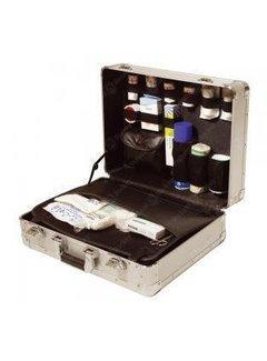 EHBO / verzorgingskoffer met inhoud