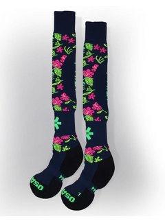 Osaka Hockeysocken Flowers