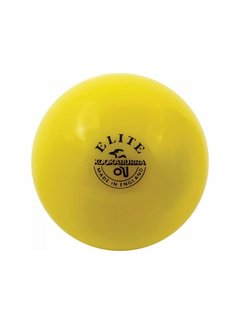Kookaburra Elite Yellow Indoor Hockeyball