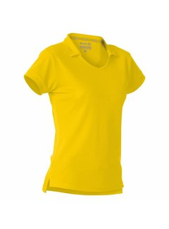 Reece ISA climat.Lady polo Sun Yellow