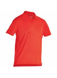 Reece Darwin Unisex climatic polo Bright Red