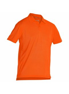 Reece Darwin Unisex Climatic Polo Orange