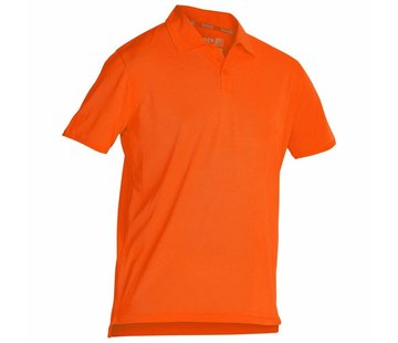 Reece Darwin Unisex climatic polo Oranje