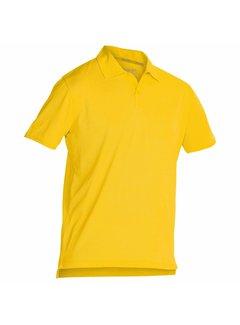 Reece Darwin Unisex climatix polo Sun Yellow