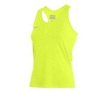 Reece Eden Singlet Neon Yellow