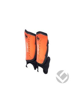 Brabo F4 Orange Removable Anklesock