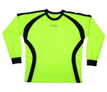 TK Slimfit Keepershirt Lime