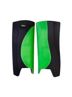 Obo Robo Hi-Rebound Legguards Green/Black