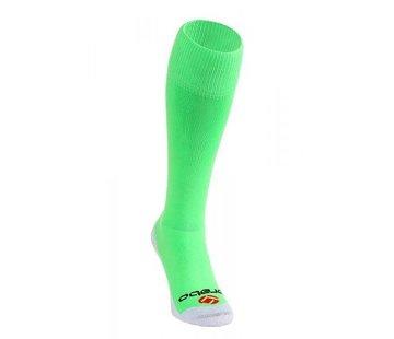 Brabo Socks Plain Neon Lime