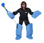 Hockey goalkeeper
