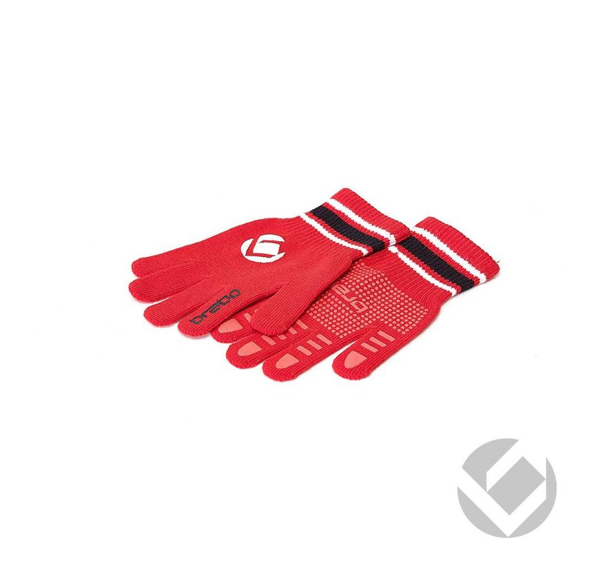 Winterhandschuh Rot