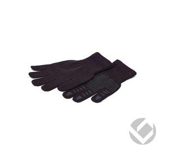 Brabo Winter handschoen Plain Zwart