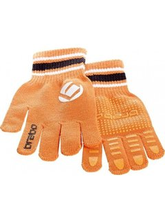 Brabo Winter Glove Orange