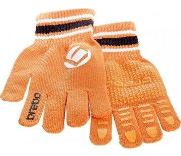 Brabo Winter handschoen Oranje