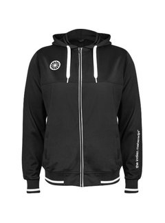 Indian Maharadja Herren Tech Hooded schwarz