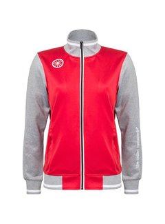 Indian Maharadja Women's tech jacket Rot