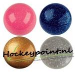 Glitzer Hockeybälle und fun Hockeybälle