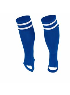 Stanno Ring Footless Sock Blue/White