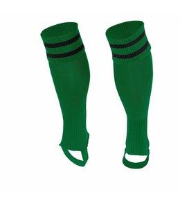 5a5ea3a22c7 Stanno Socken ohne Fuss Grün/Schwarz
