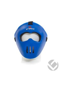 Brabo Facemask Blau all-fit