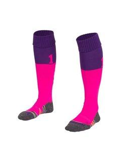 Reece Numbaa Special Sokken Neon Roze/Paars