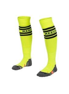 Reece College Socks Neon Yellow