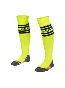 Reece College Sokken Neon Geel