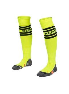 Reece College Socken Neon Gelb