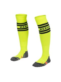 Reece College Socks Neon Yellow