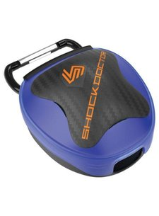 Shock doctor Mouthguard Case Blue