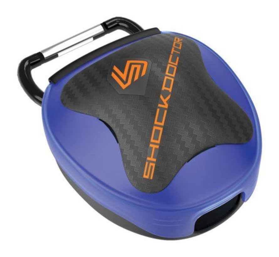Mouthguard Case Blauw