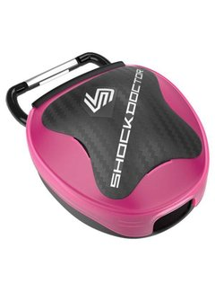 Shock doctor Mouthguard Case Rosa