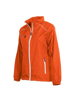Reece Breathable Tech Jack Ladies Orange
