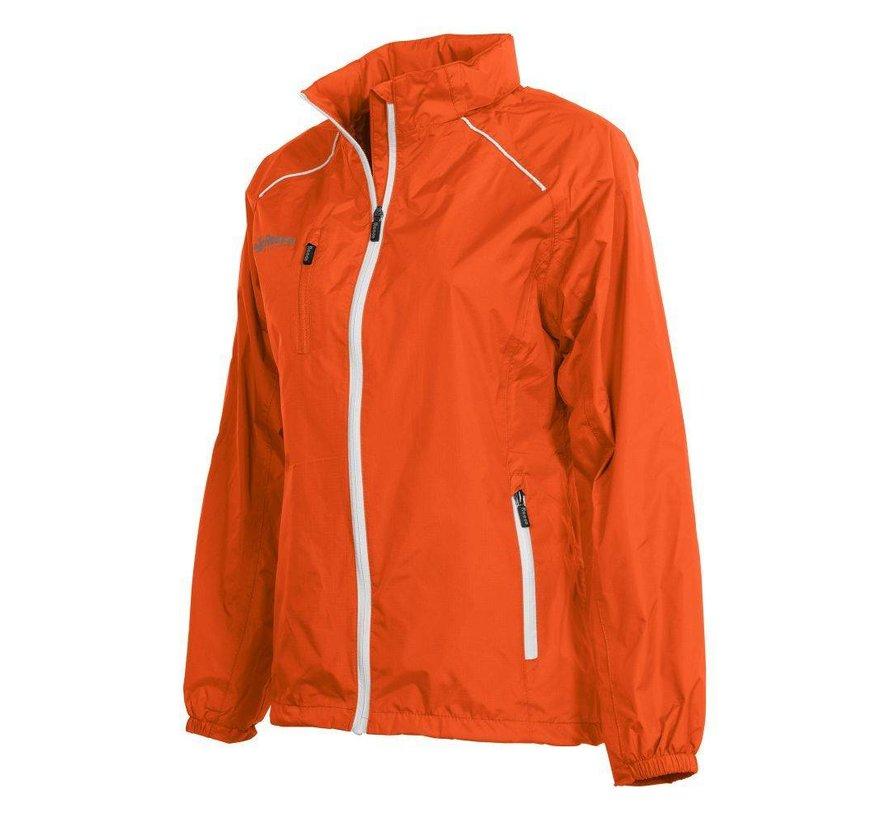 Breathable Tech Jack Ladies Oranje