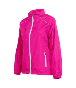 Reece Breathable Tech Jacket Ladies/Girls Knockout Pink
