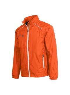 Reece Breathable Tech Jack Unisex Orange