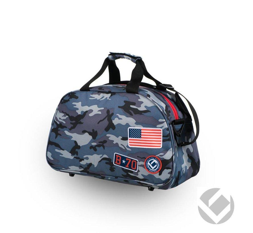 Shoulderbag A/B/C Camo